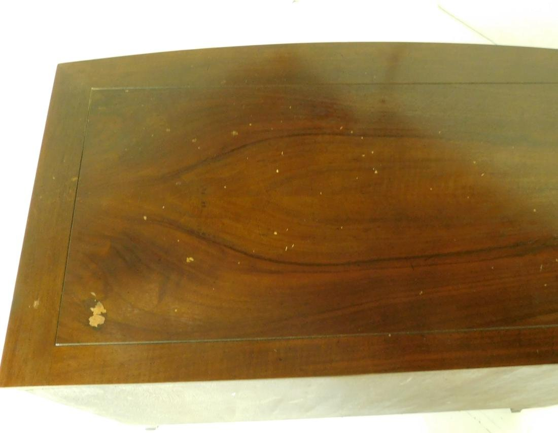 BAKER Furniture Co. Bow Front Chest - 6