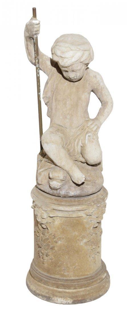 Stone Garden Figure