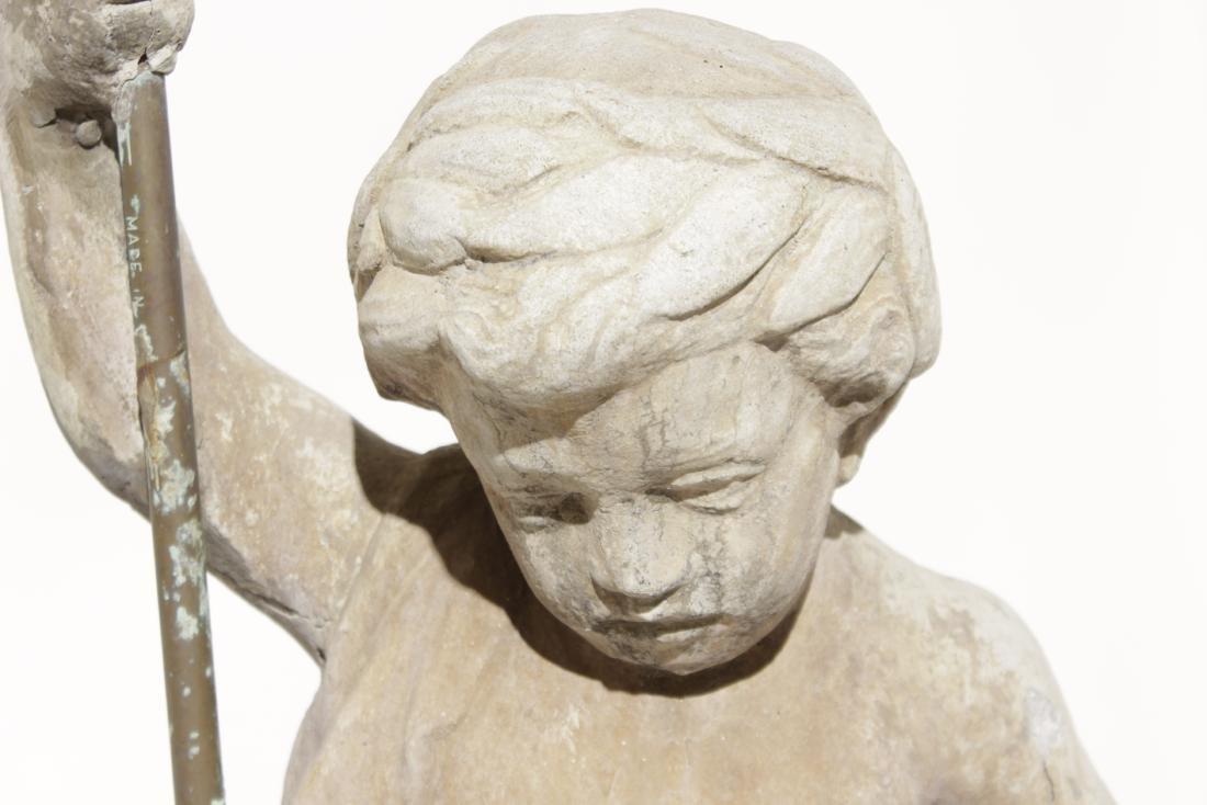 Stone Garden Figure - 2