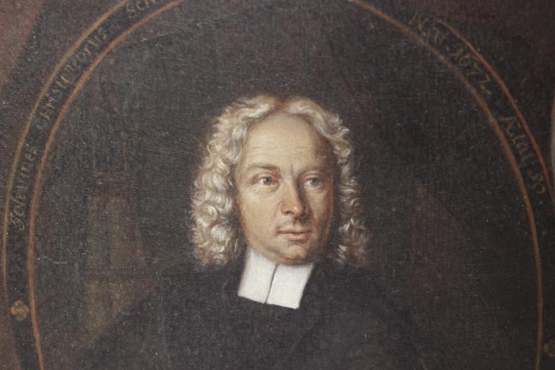 Kramer, Johann Leonhard, Portrait - 2