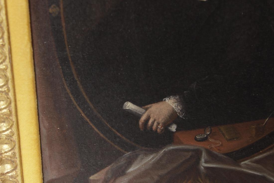 Kramer, Johann Leonhard, Portrait - 3