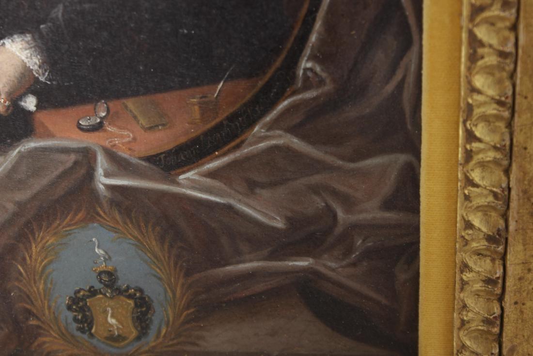 Kramer, Johann Leonhard, Portrait - 5