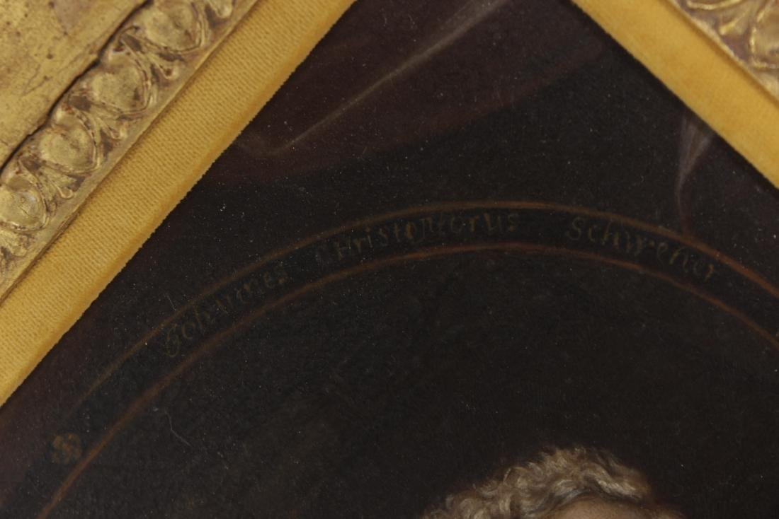 Kramer, Johann Leonhard, Portrait - 7