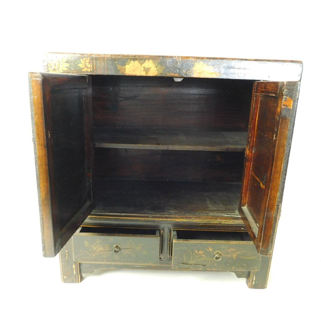 Antique Chinese Cabinet - 3