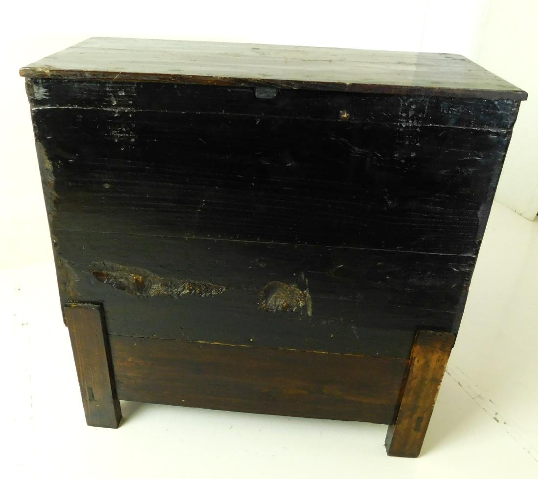 Antique Chinese Cabinet - 5