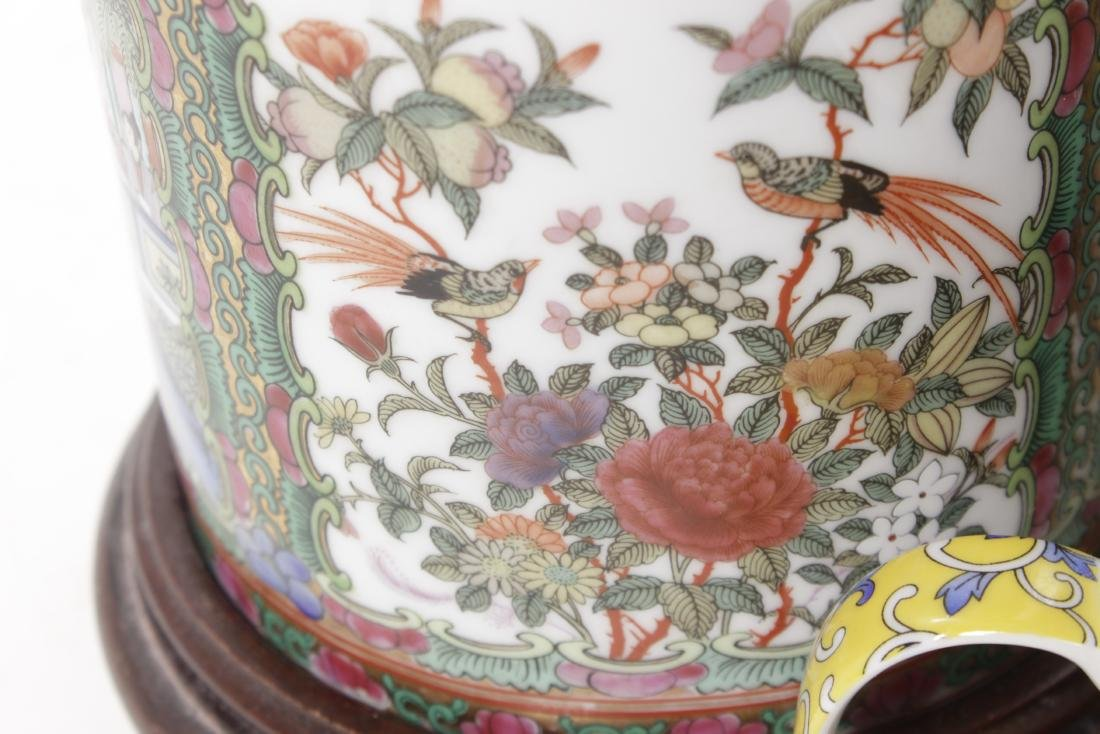 Four Chinese Porcelain Items - 2