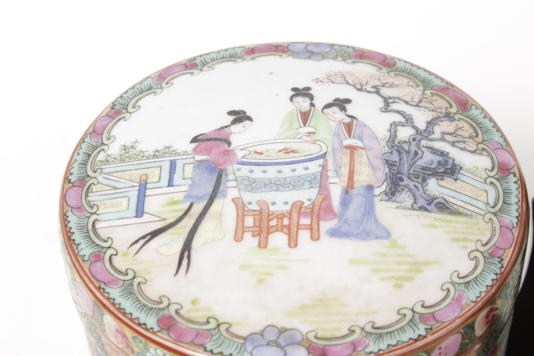 Four Chinese Porcelain Items - 3
