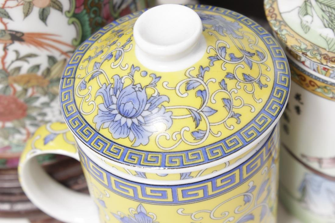 Four Chinese Porcelain Items - 6