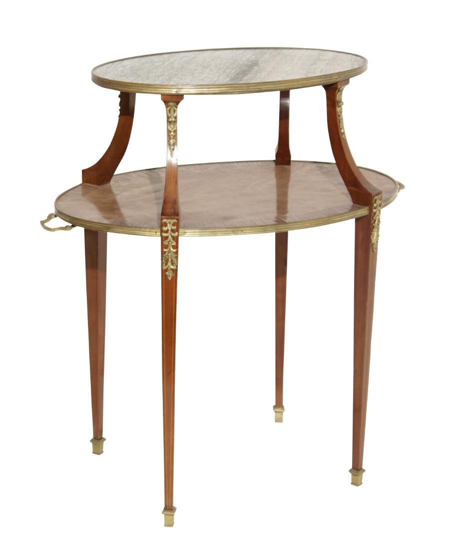 Louis XVI Style Tea Table