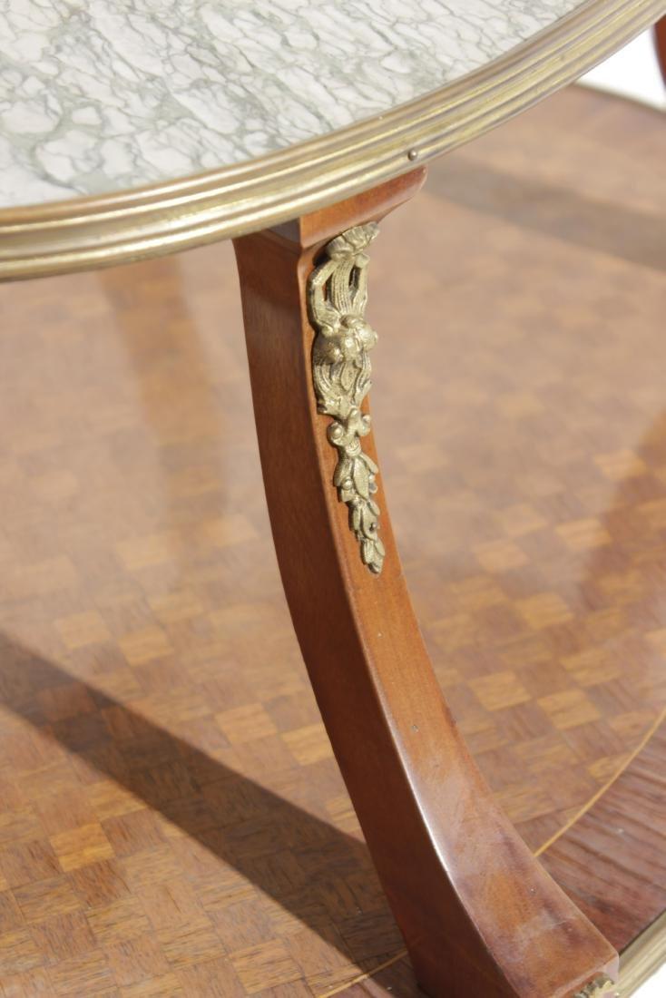 Louis XVI Style Tea Table - 2