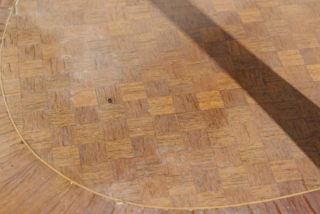 Louis XVI Style Tea Table - 4