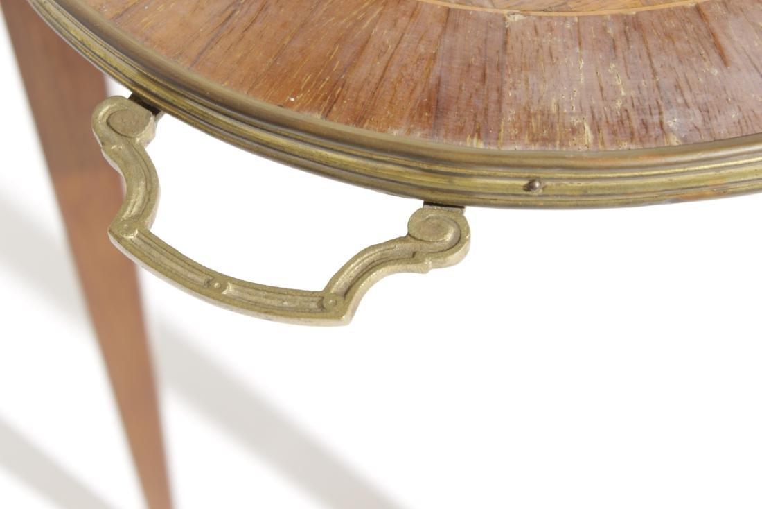 Louis XVI Style Tea Table - 5