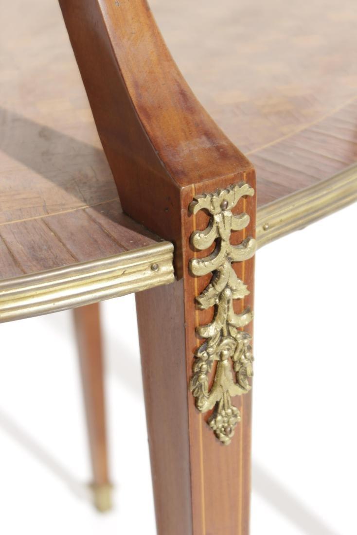 Louis XVI Style Tea Table - 7