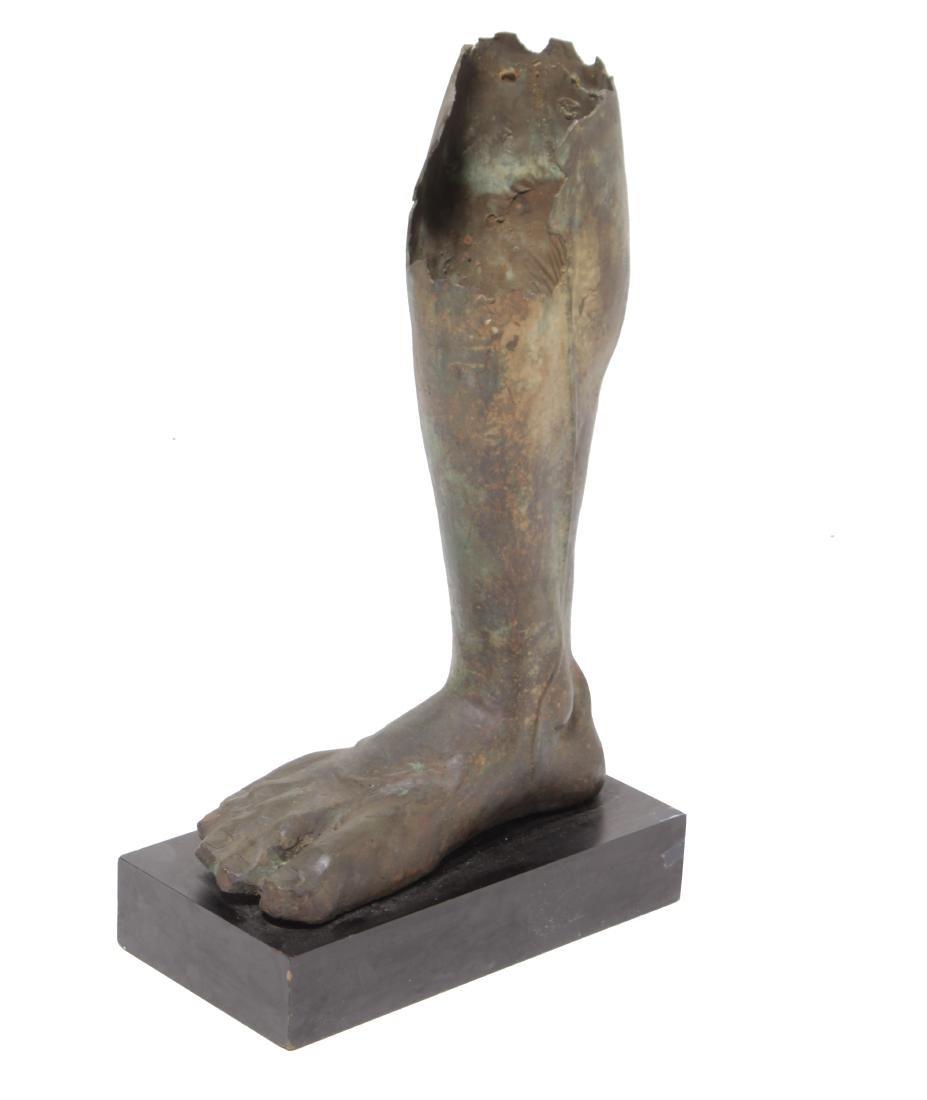 Bronze Roman Foot