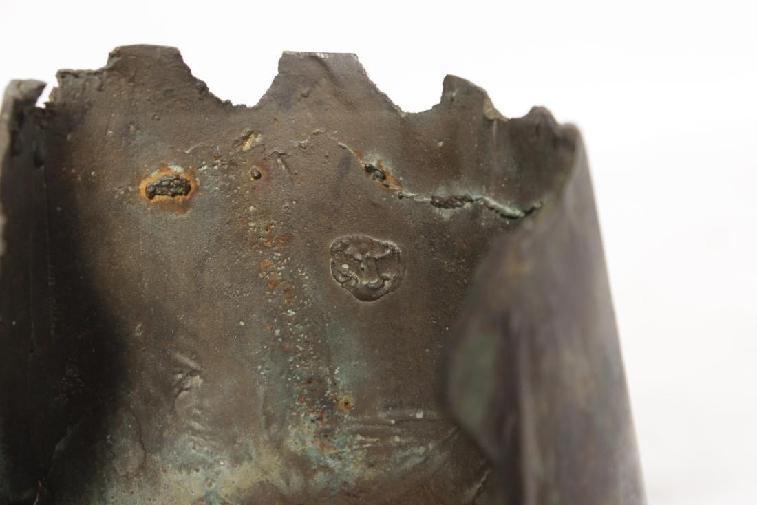 Bronze Roman Foot - 4
