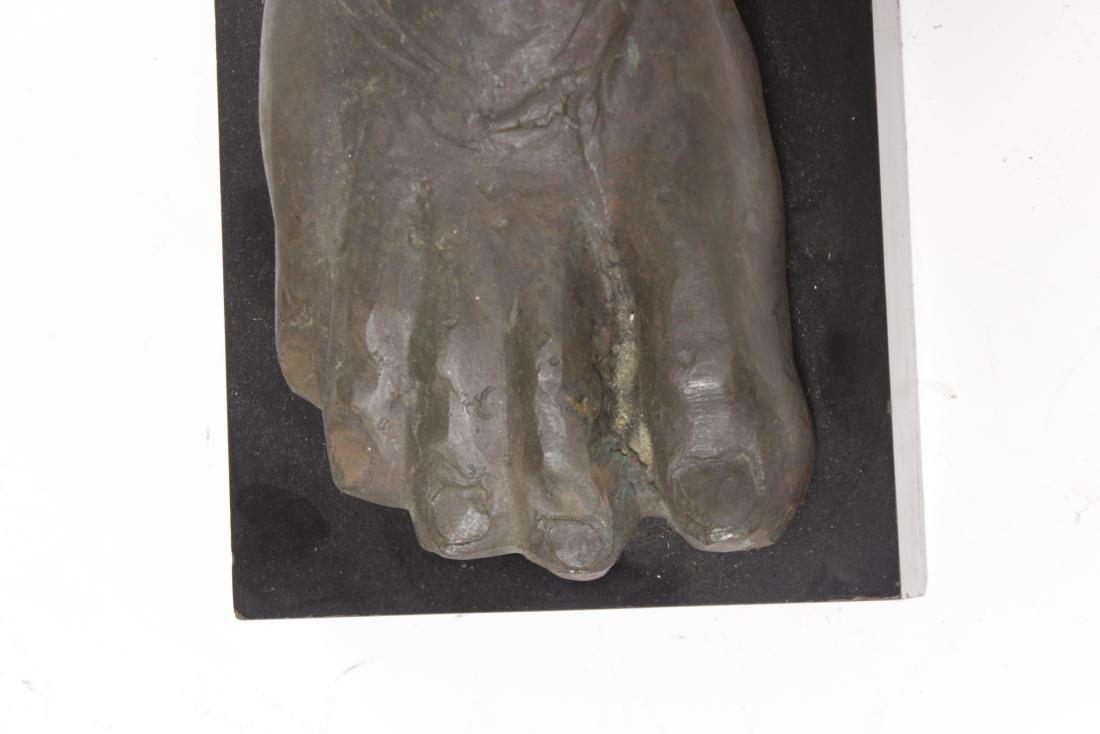 Bronze Roman Foot - 5
