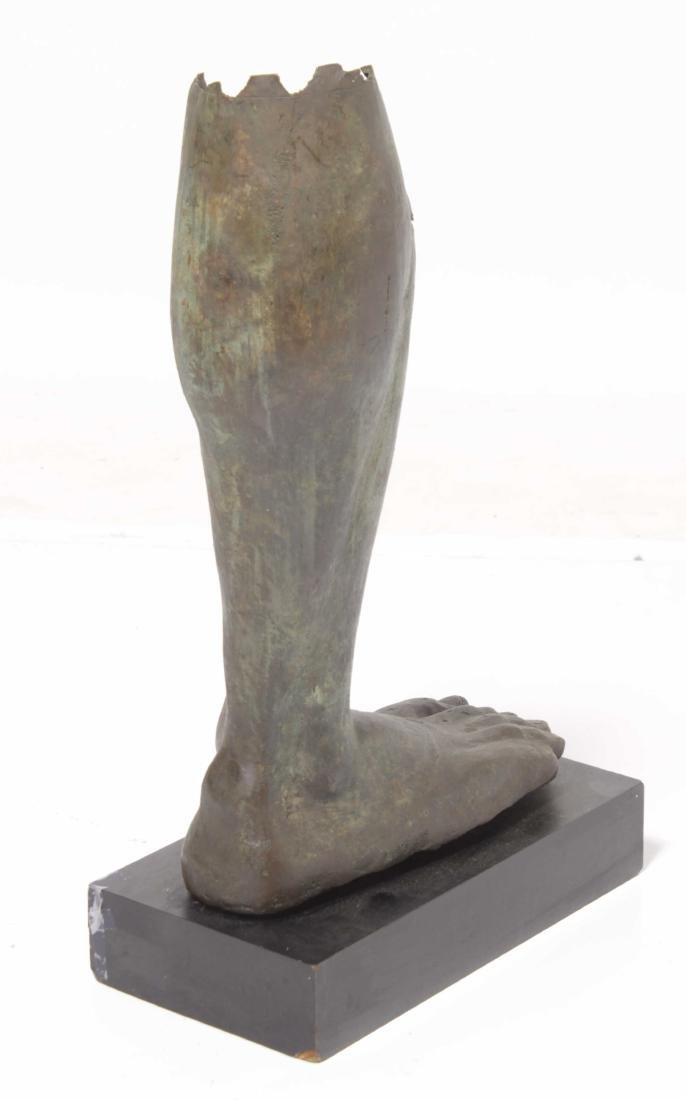 Bronze Roman Foot - 7