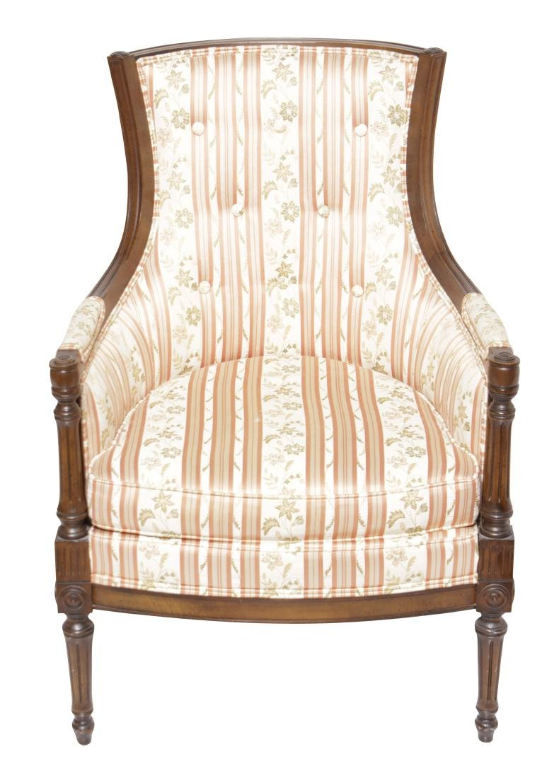Directoire Style Bergere
