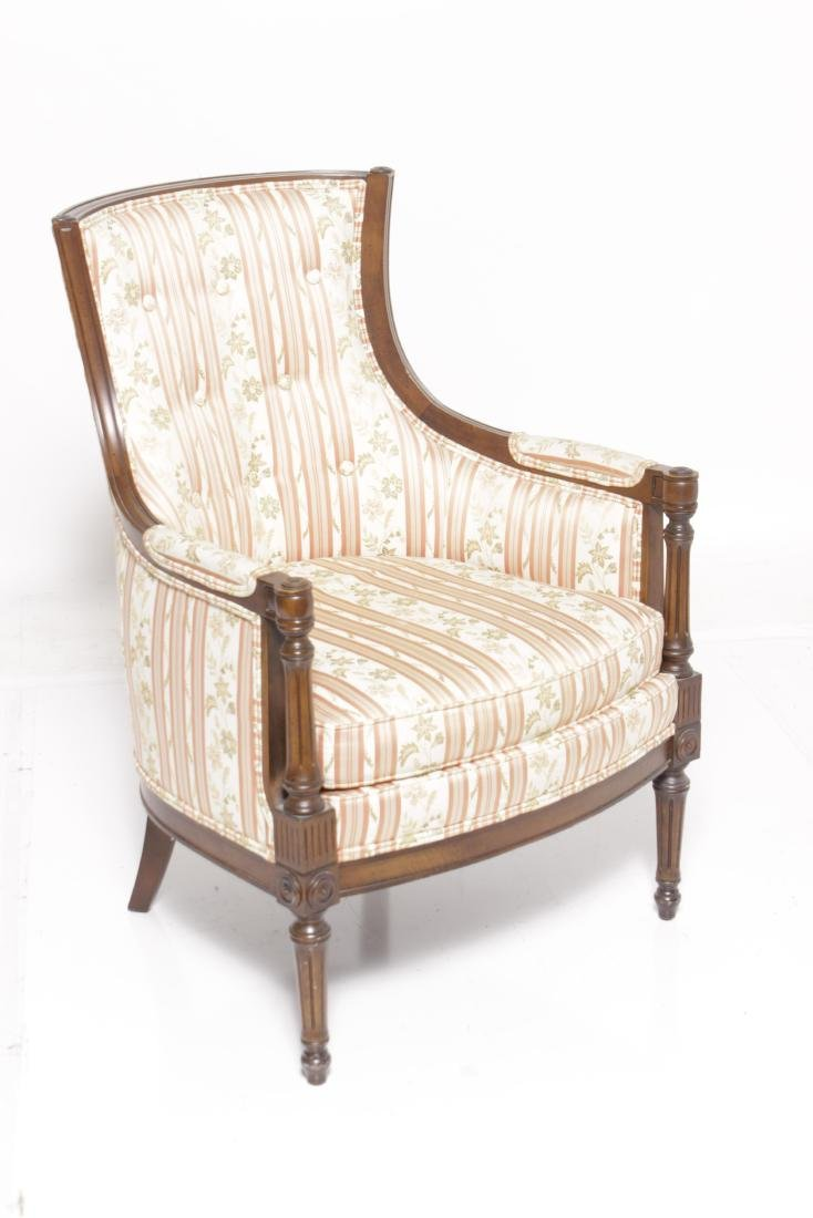 Directoire Style Bergere - 2