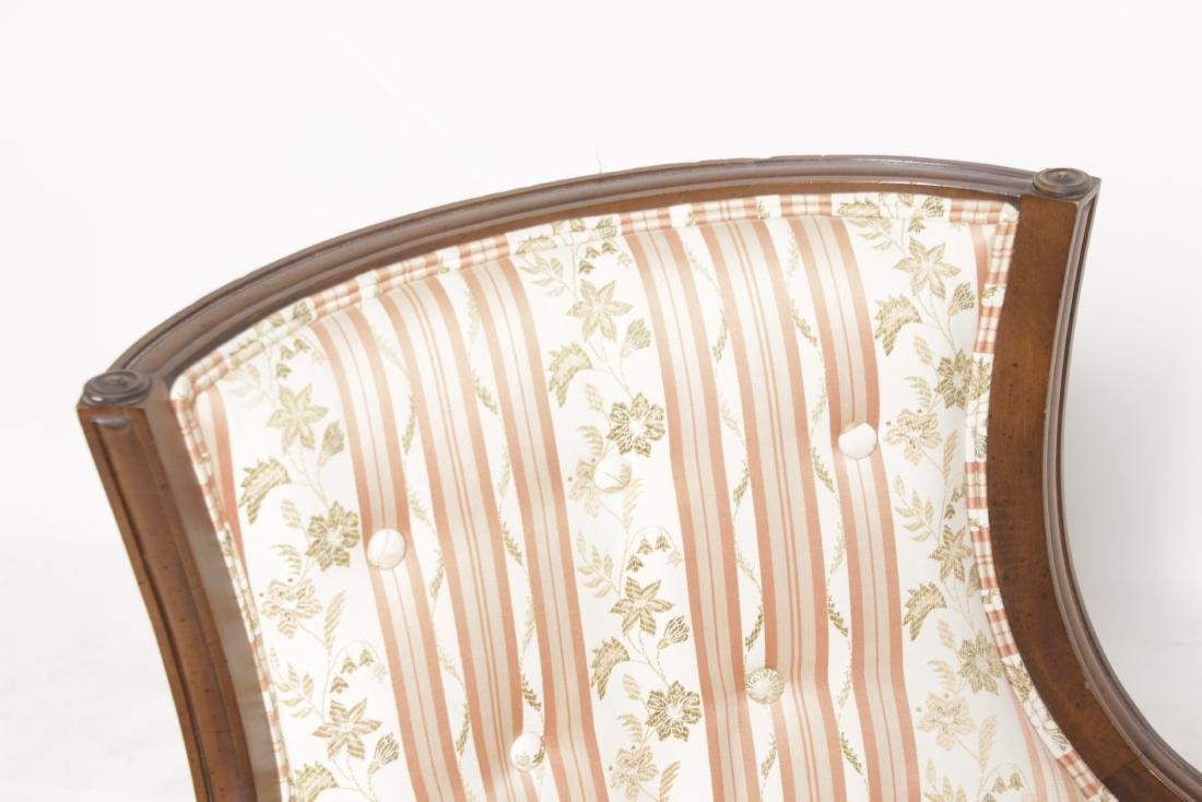 Directoire Style Bergere - 5