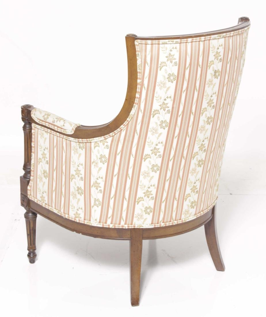 Directoire Style Bergere - 8