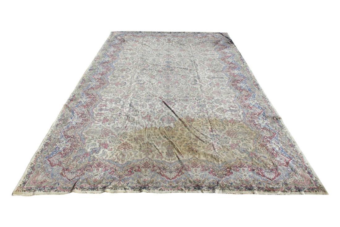 Palace Size Kirman Carpet