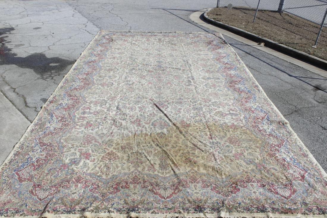 Palace Size Kirman Carpet - 2