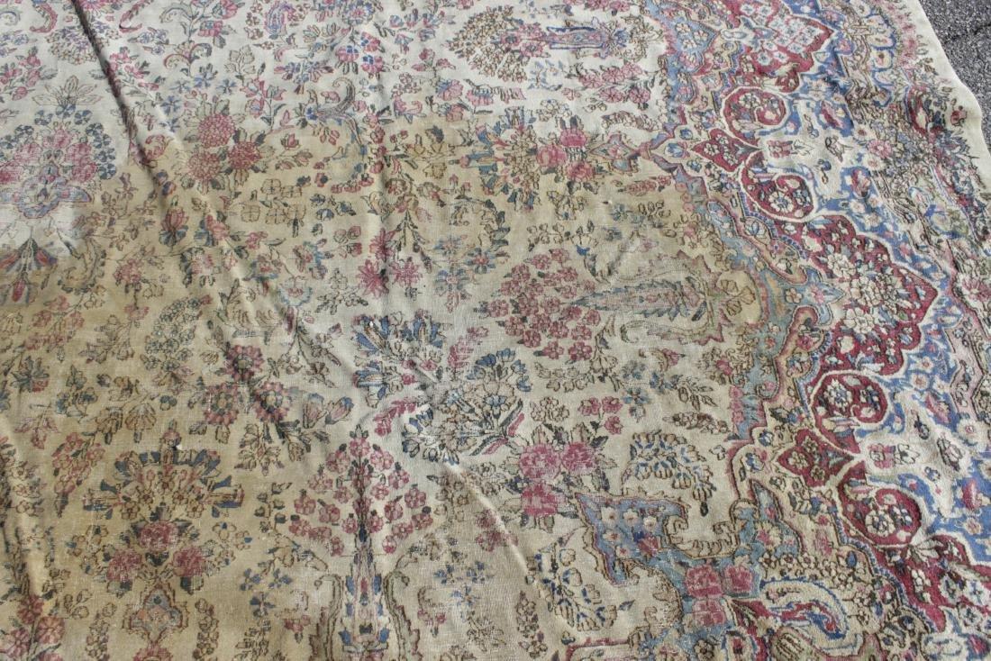 Palace Size Kirman Carpet - 5