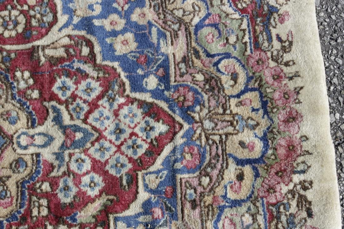 Palace Size Kirman Carpet - 7