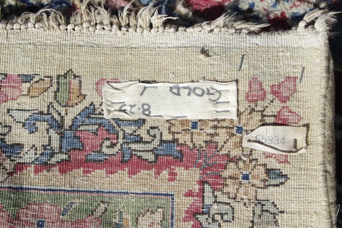 Palace Size Kirman Carpet - 9