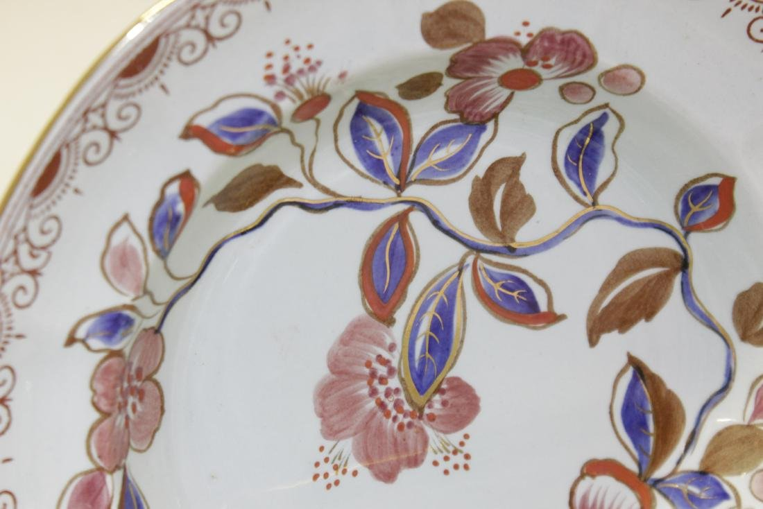 Calyx Ware Partial Dinner Service for Eight - 2