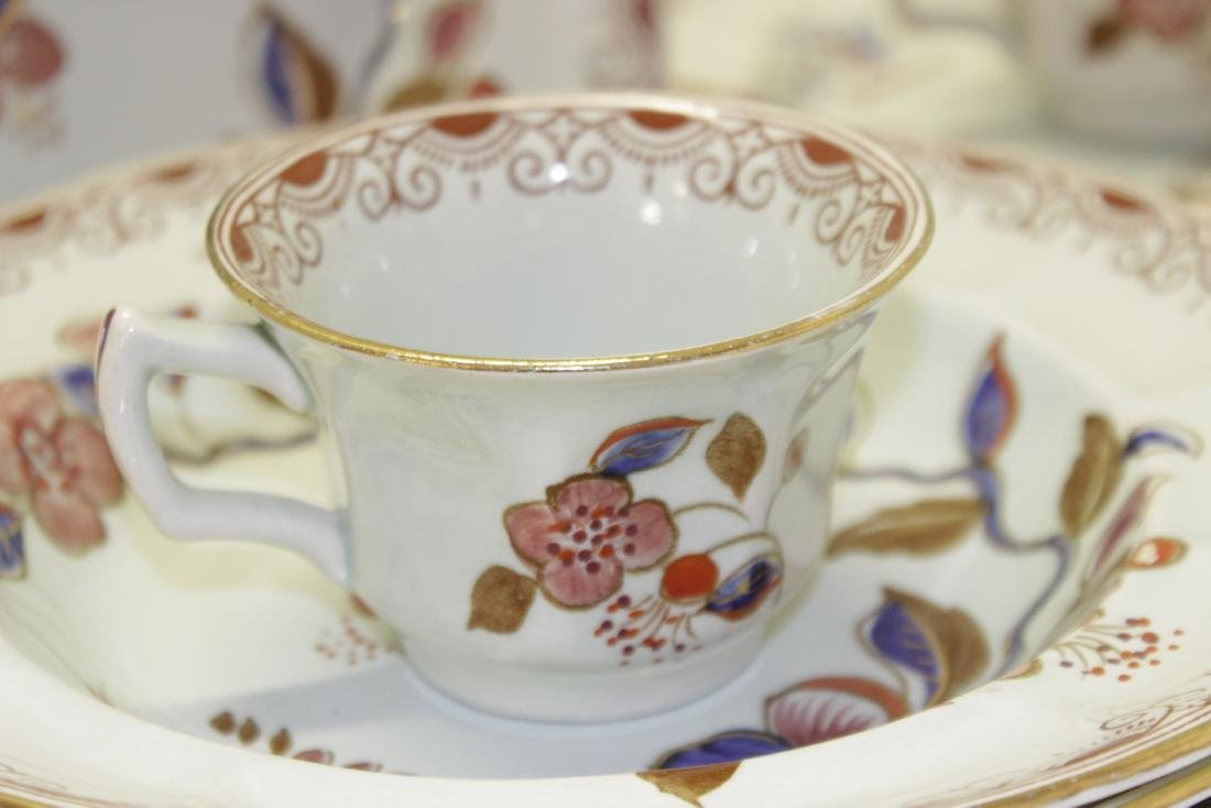 Calyx Ware Partial Dinner Service for Eight - 3