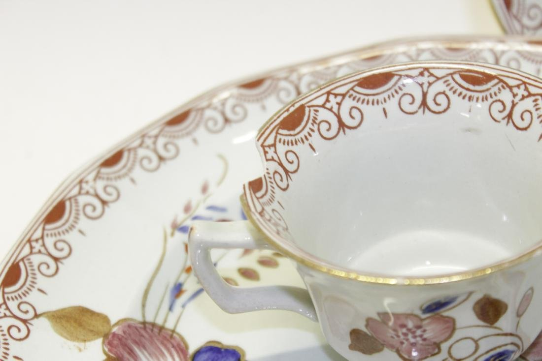 Calyx Ware Partial Dinner Service for Eight - 4