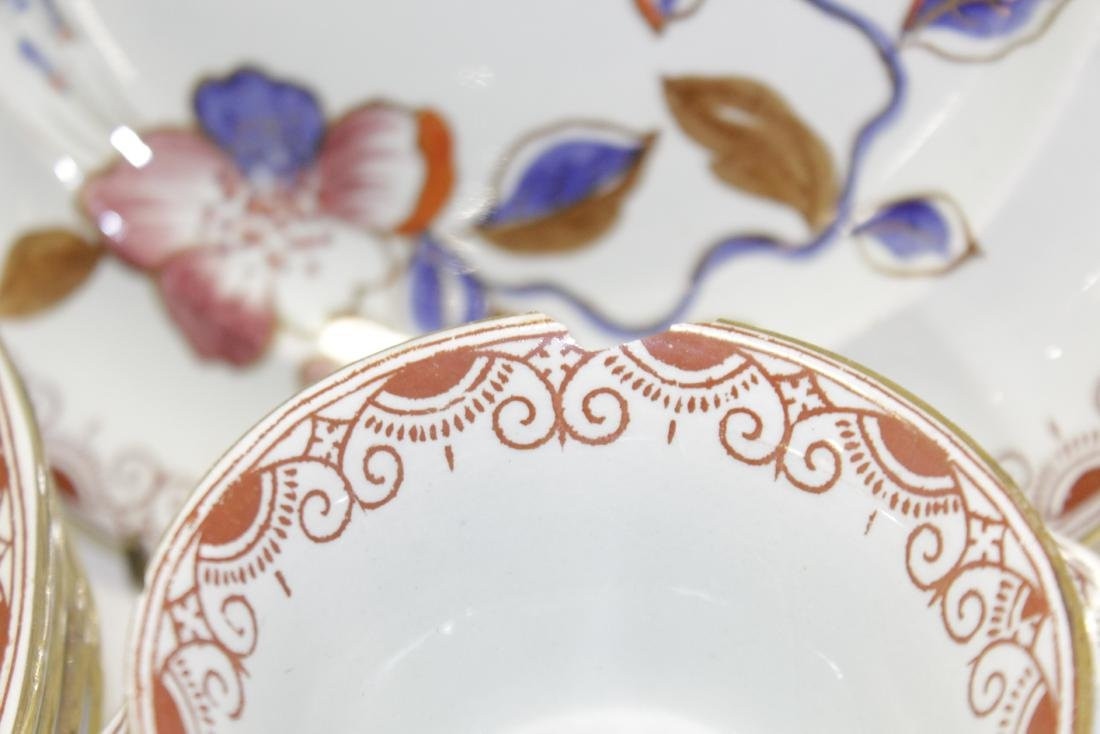 Calyx Ware Partial Dinner Service for Eight - 5