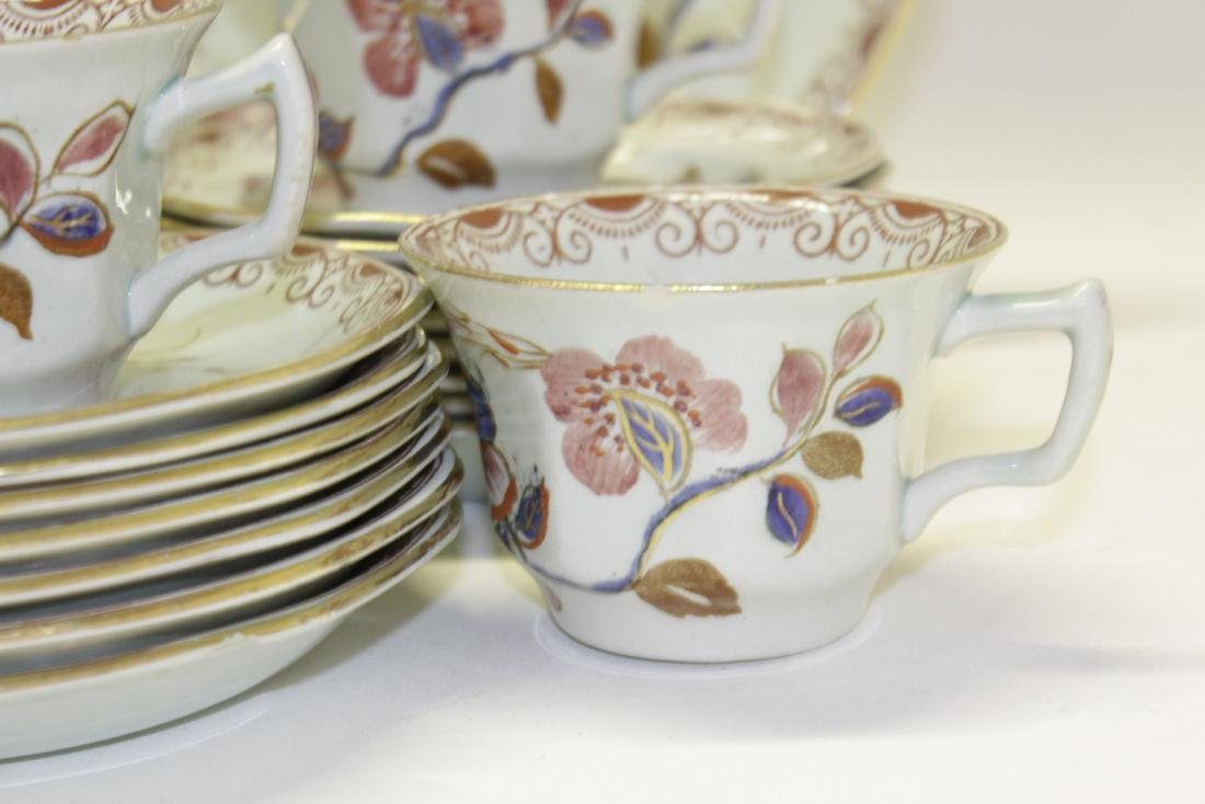 Calyx Ware Partial Dinner Service for Eight - 6