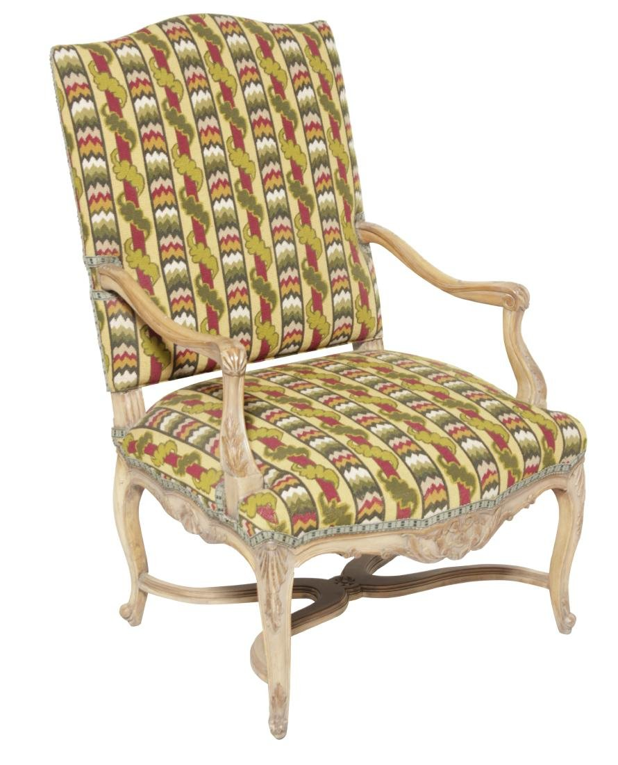 Regence Style Armchair