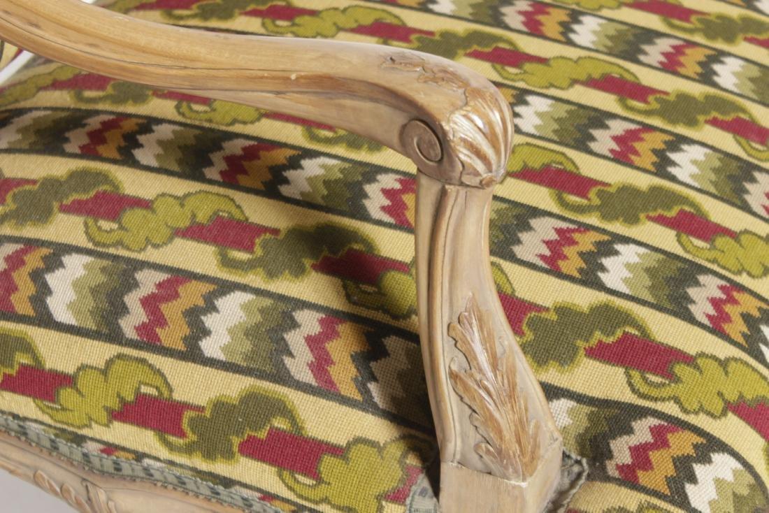Regence Style Armchair - 3