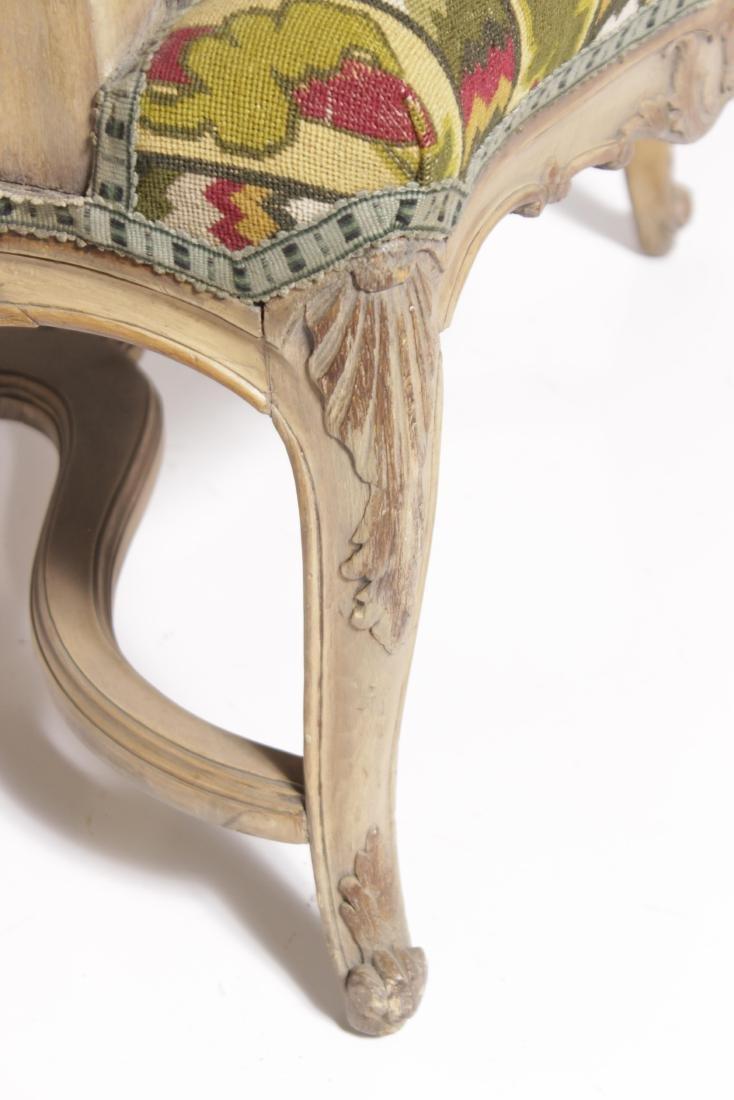 Regence Style Armchair - 4