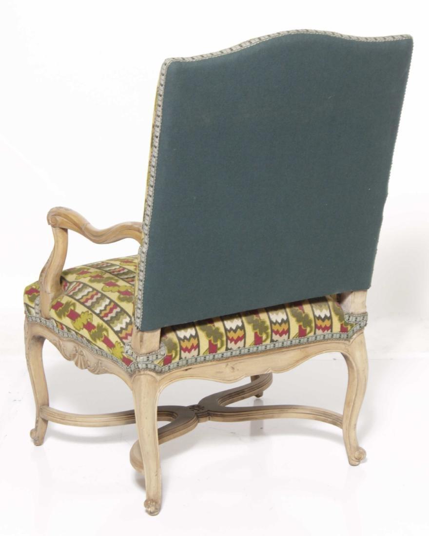 Regence Style Armchair - 7