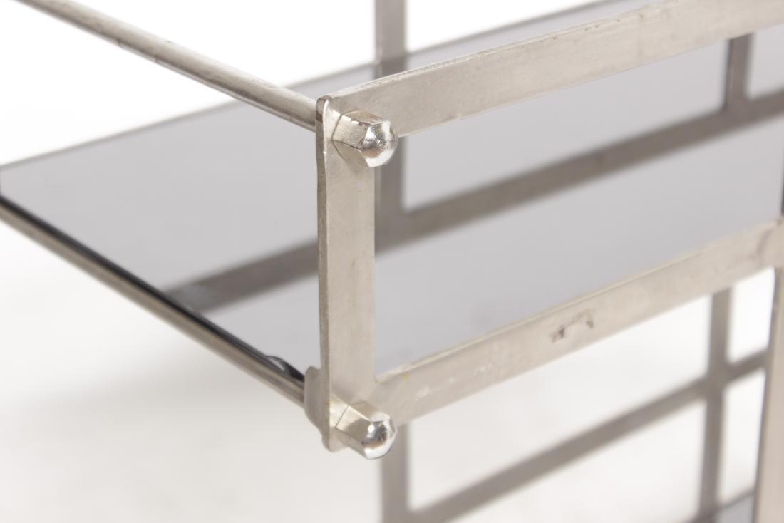 Industrial Style Steel Cart - 2