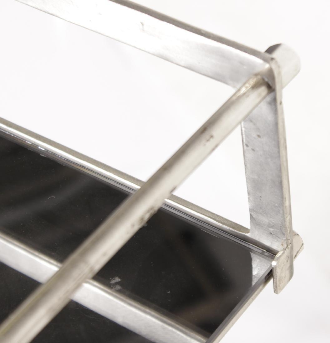 Industrial Style Steel Cart - 4