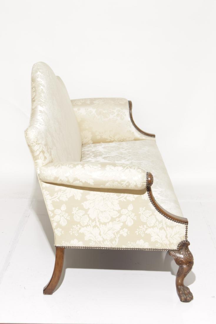 George II Style Sofa - 6