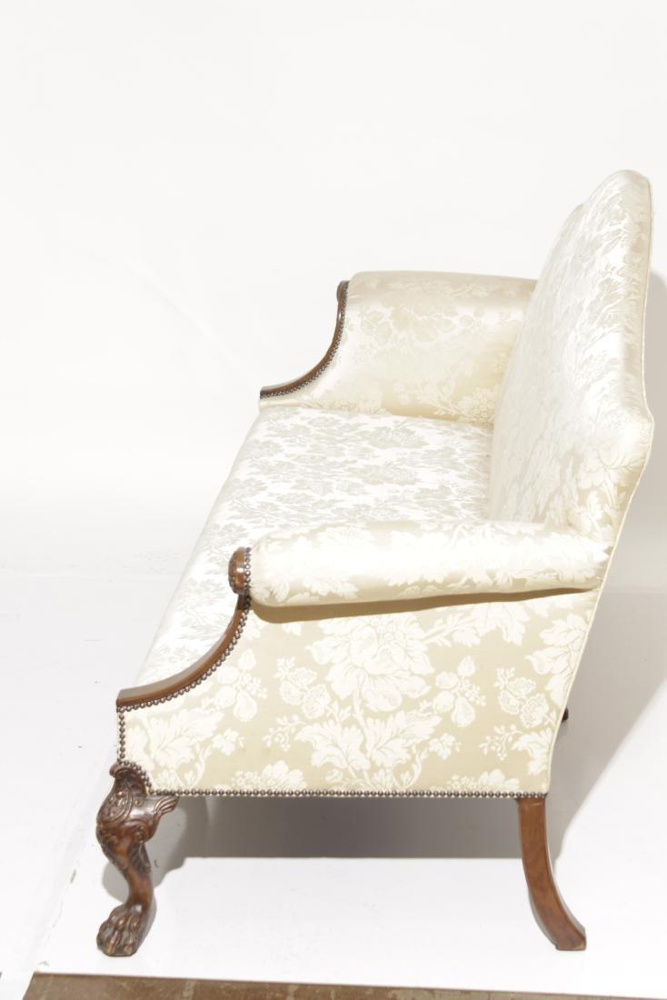 George II Style Sofa - 7