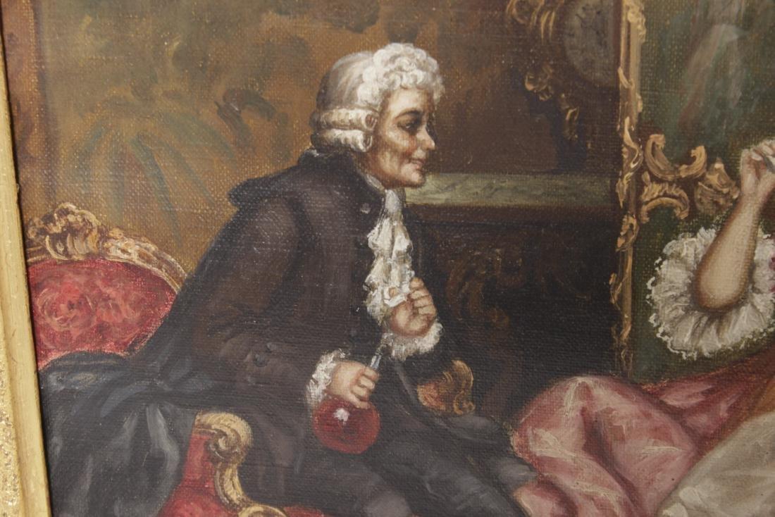 F. Turenne , An Elegant Interior - 3
