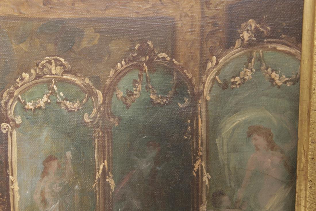 F. Turenne , An Elegant Interior - 7