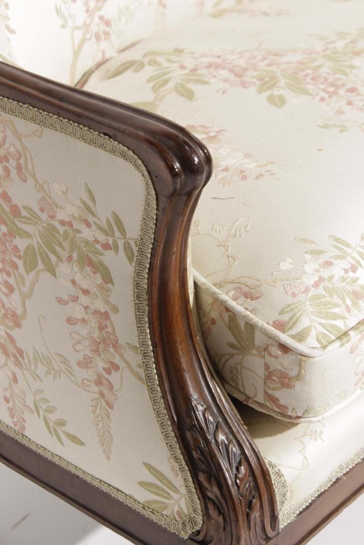 Hepplewhite Style Sofa - 6