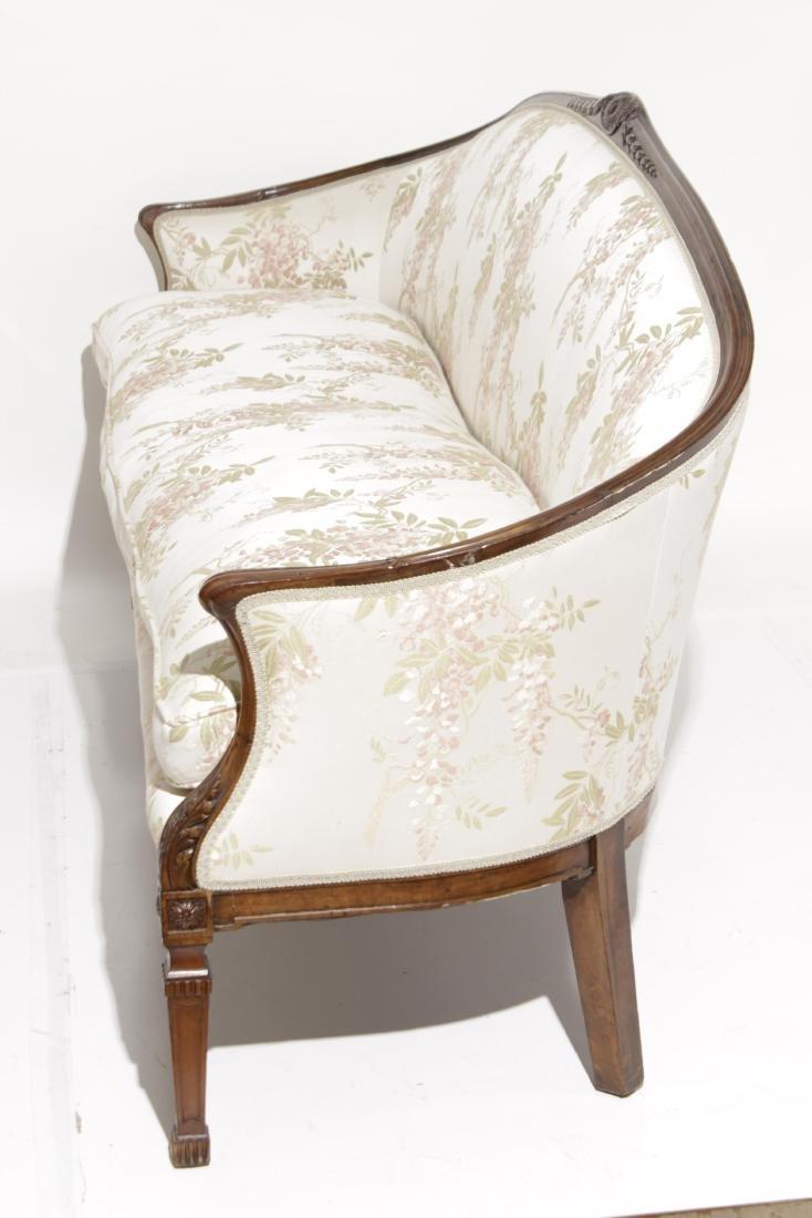 Hepplewhite Style Sofa - 7