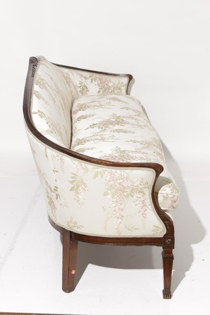 Hepplewhite Style Sofa - 8