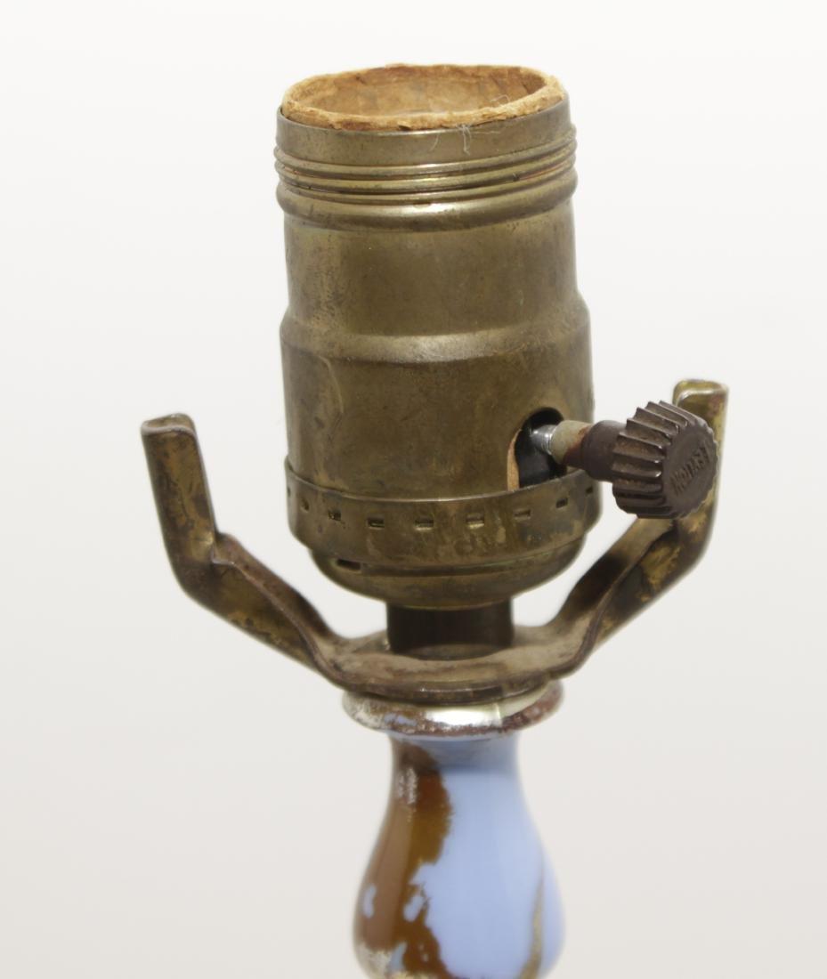 Porcelain Bust Lamp - 4