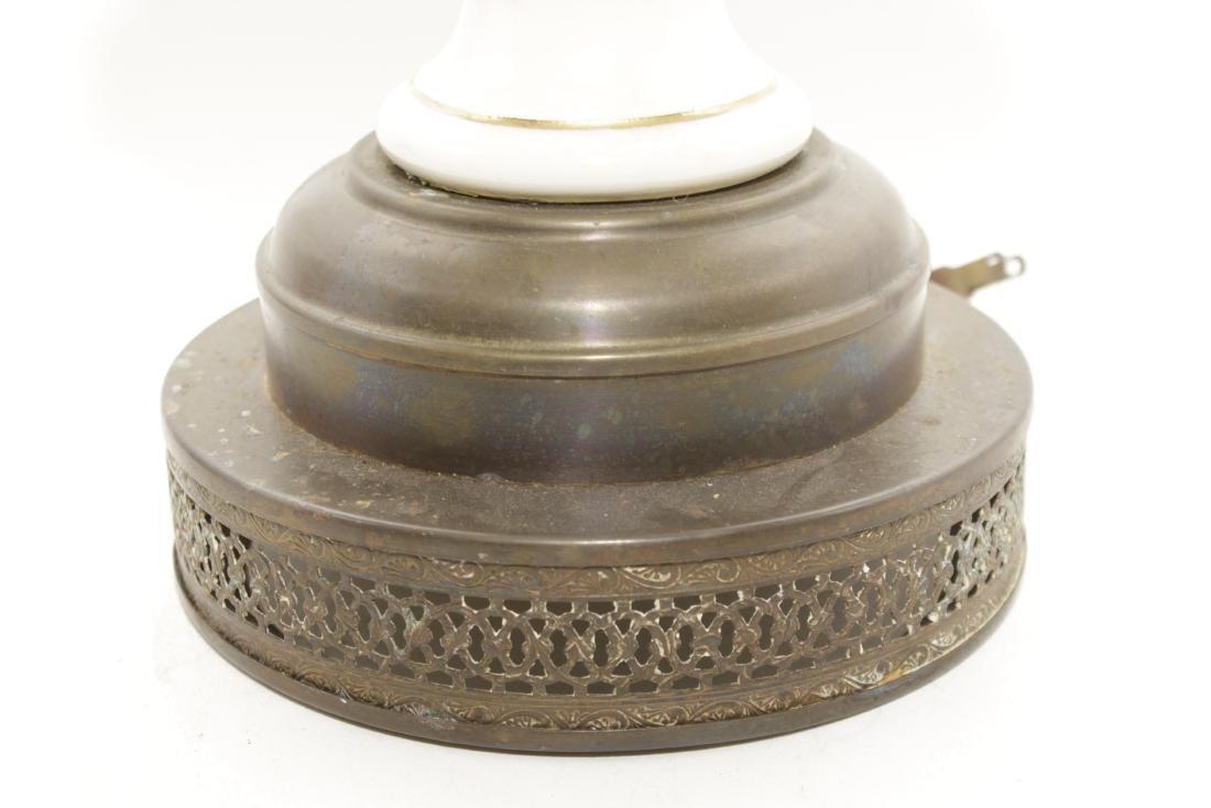 Porcelain Bust Lamp - 5